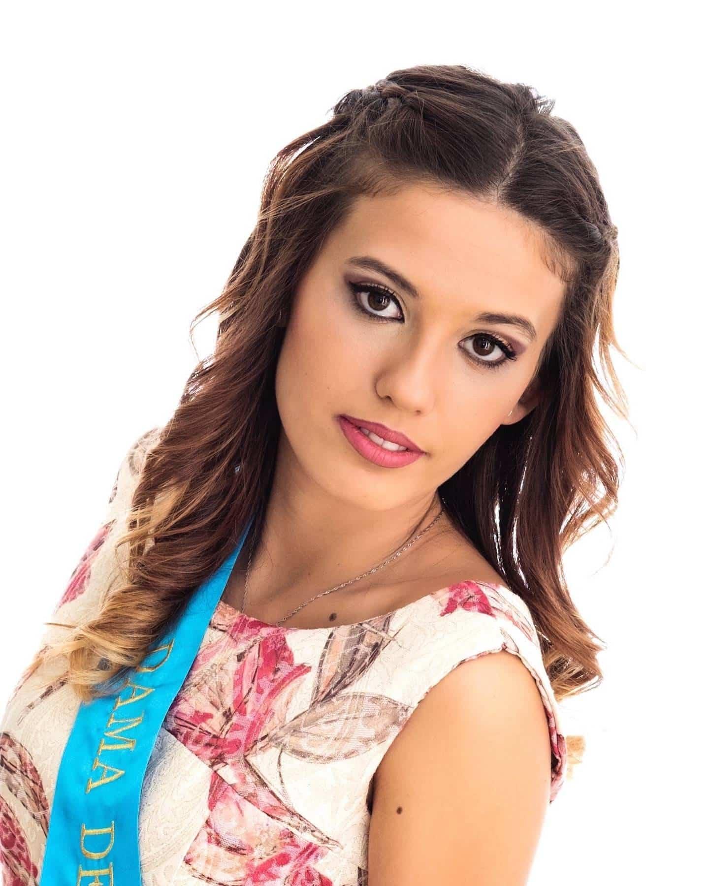 Dama Fatima Feria y Fiestas 2017 Herencia - Elegidas las Reina y Damas para las fiestas de la Merced 2017