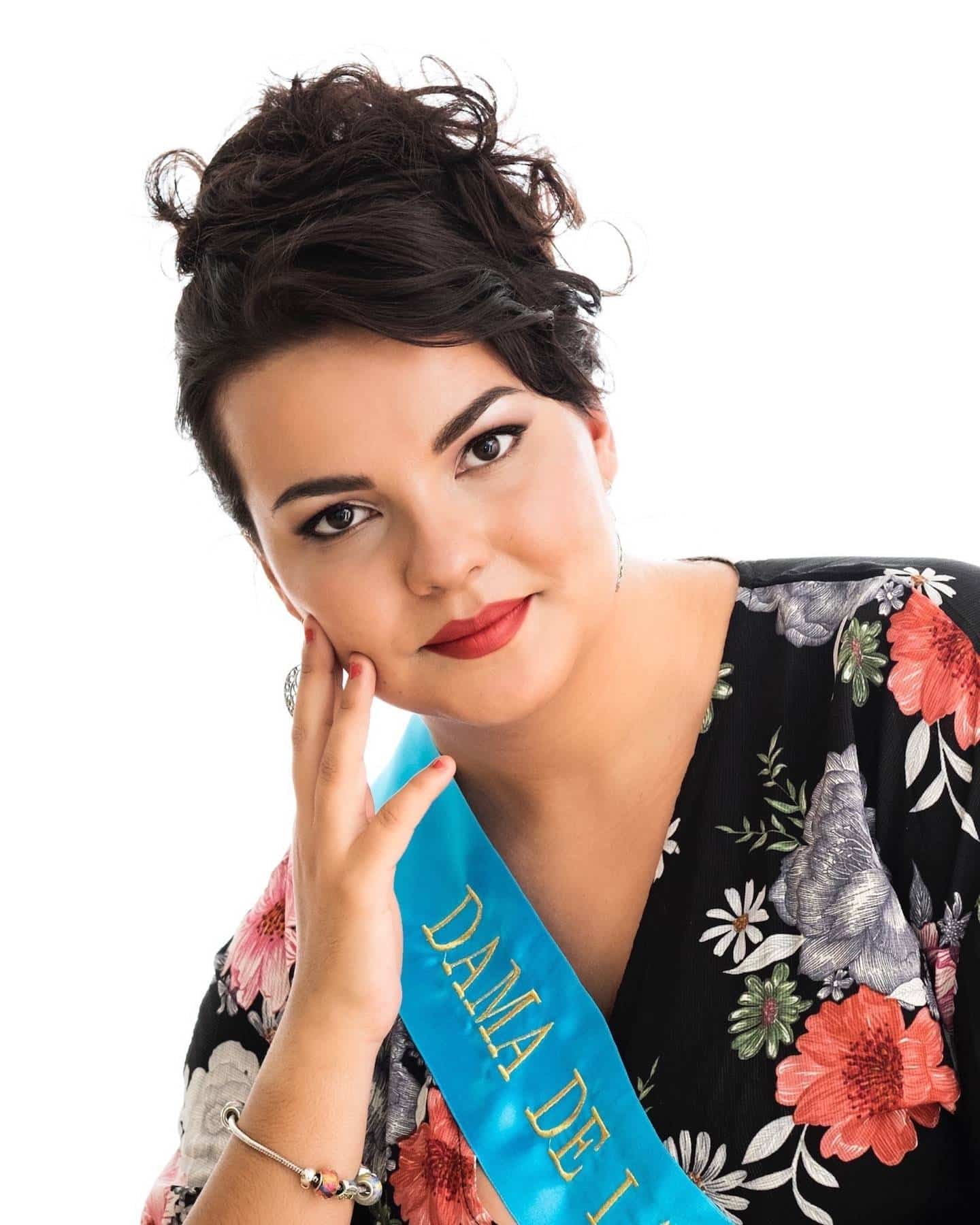 Dama Nazaret Feria y Fiestas 2017 Herencia - Elegidas las Reina y Damas para las fiestas de la Merced 2017