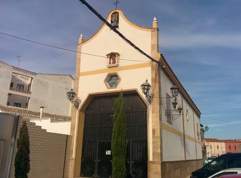 Ermita de San Bartolomé Herencia 02 1 - Fiestas en honor a San Bartolomé