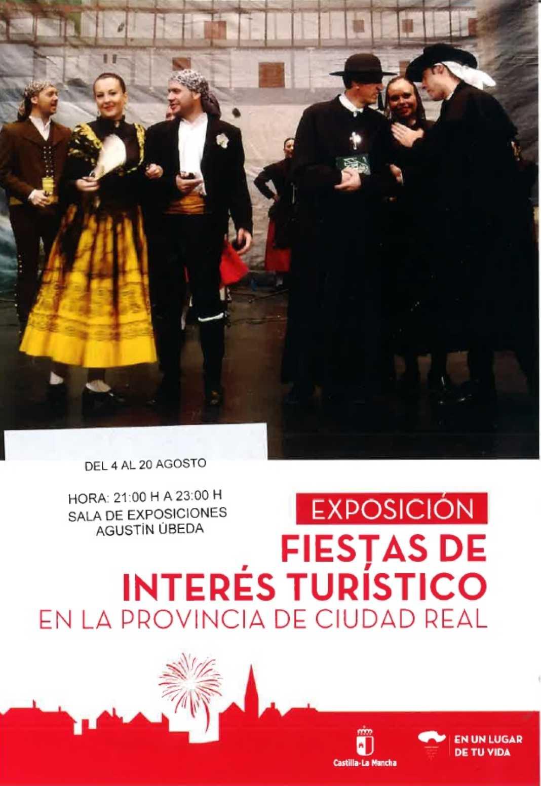 """Exposición Fiestas de INterés Turístico 1068x1552 - Exposición """"Fiestas de Interés Turístico en la provincia de Ciudad Real"""""""