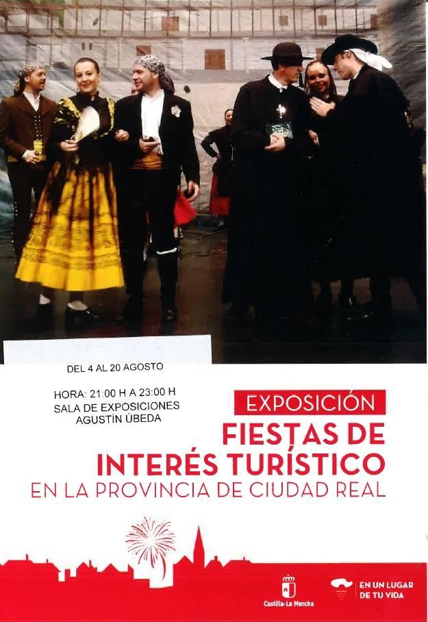 """Exposición Fiestas de INterés Turístico - Exposición """"Fiestas de Interés Turístico en la provincia de Ciudad Real"""""""
