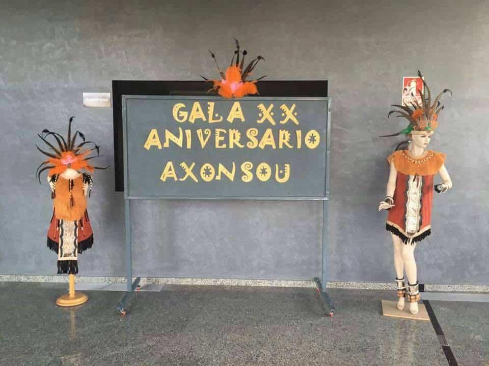 Galería de imágenes de la gala XX Aniversario de Axonsou 12