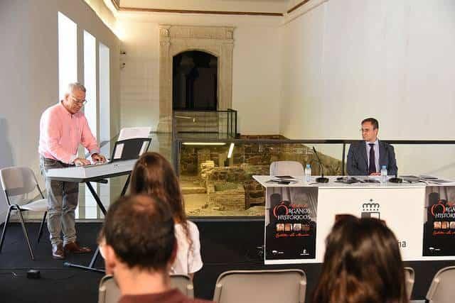 IV Ruta de organos historicos - Herencia se suma a la IV Ruta de Órganos Históricos de Castilla-La Mancha