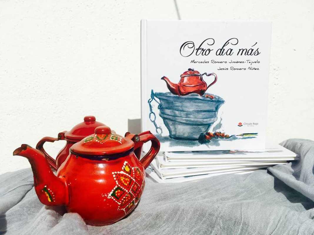 Otro día mas Mercedes Romero Jimez Tajuelo y Jesus Romero Nuñez1 1068x801 - Continúa la presentación del libro 'Otro día más'