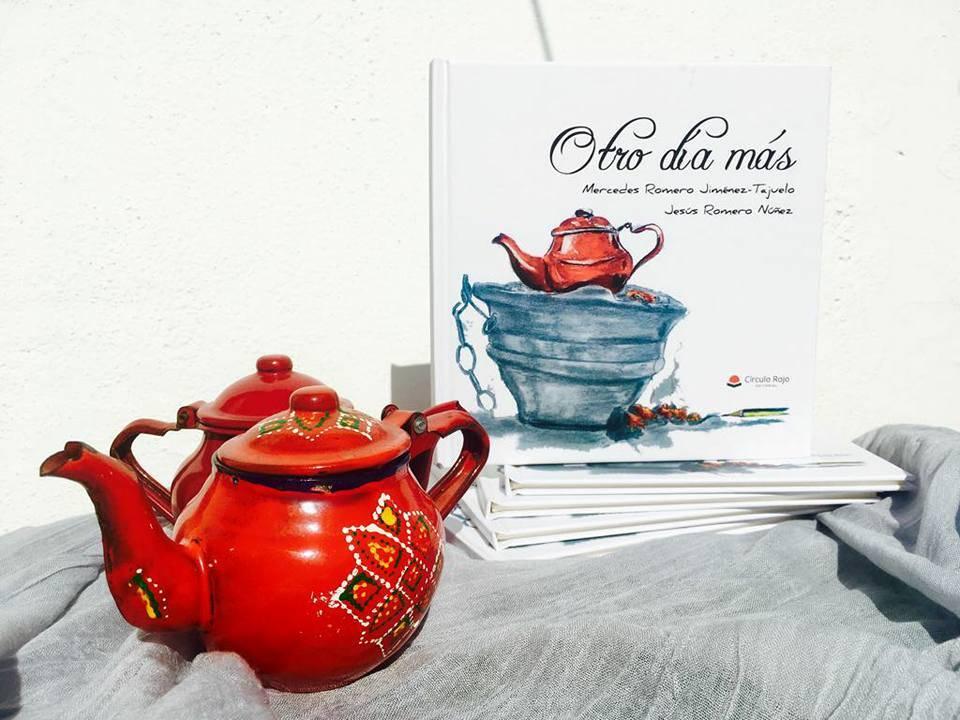 """Otro día mas Mercedes Romero Jimez Tajuelo y Jesus Romero Nuñez1 - Mercedes Romero presentará su libro """"Otro día más"""" en Valdepeñas"""