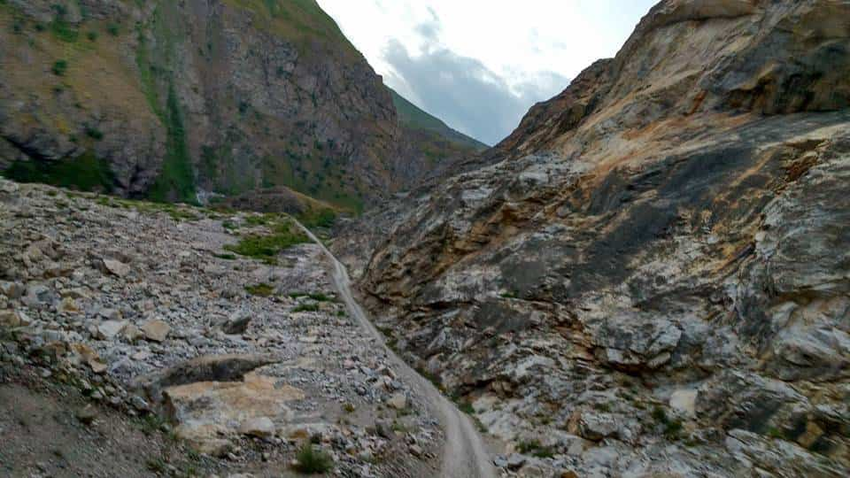Perle atravesando el Pamir y llegando a Kirguistan08 - Perlé atravesando el Pamir y llegando a Kirguistán