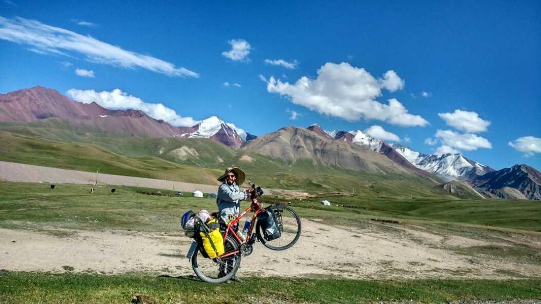 Perlé atravesando el Pamir y llegando a Kirguistán 110