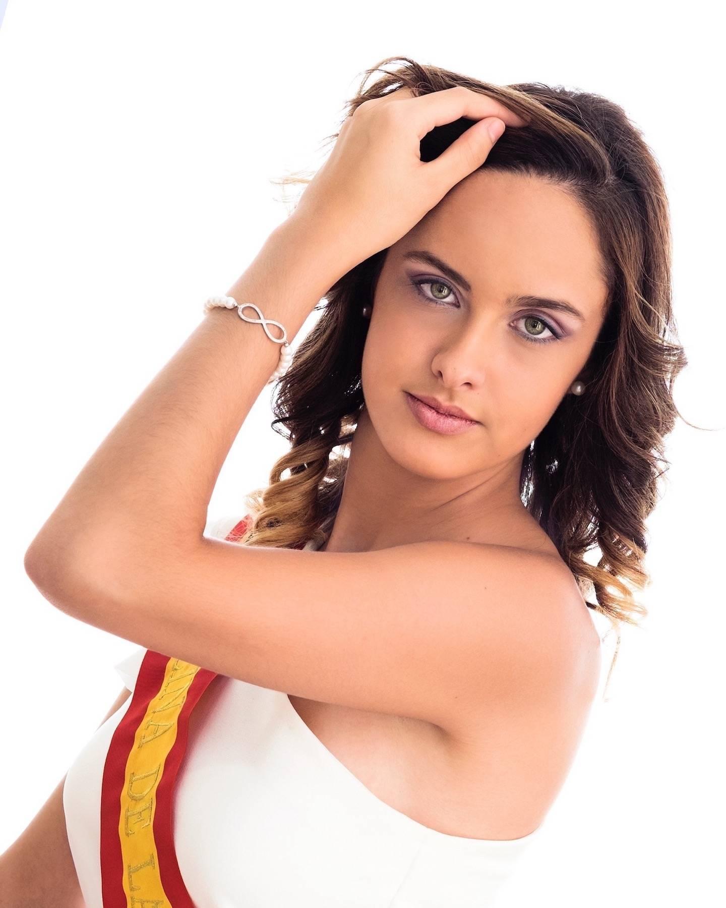 Reina Azahara Feria y Fiestas 2017 Herencia cr - Elegidas las Reina y Damas para las fiestas de la Merced 2017