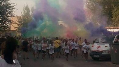 "colours run 2017 en herencia 5 390x220 - Cientos de personas participaron en la ""Colours Run"" solidaria de Herencia"