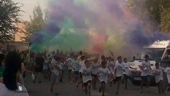 "colours run 2017 en herencia 6 341x192 - Cientos de personas participaron en la ""Colours Run"" solidaria de Herencia"