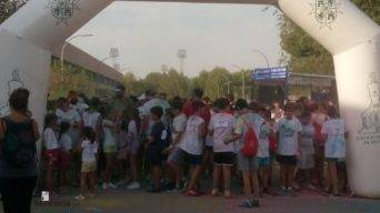"colours run 2017 en herencia 8 1 342x192 - Cientos de personas participaron en la ""Colours Run"" solidaria de Herencia"