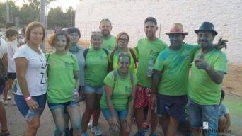 "colours run 2017 herencia fotos de Aitor gallego de la sacristana 1 342x192 - Cientos de personas participaron en la ""Colours Run"" solidaria de Herencia"