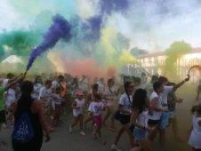 """colours run herencia 2017 fotos ayuntamiento 12 226x170 - Cientos de personas participaron en la """"Colours Run"""" solidaria de Herencia"""