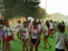 """colours run herencia 2017 fotos ayuntamiento 7 226x169 - Cientos de personas participaron en la """"Colours Run"""" solidaria de Herencia"""