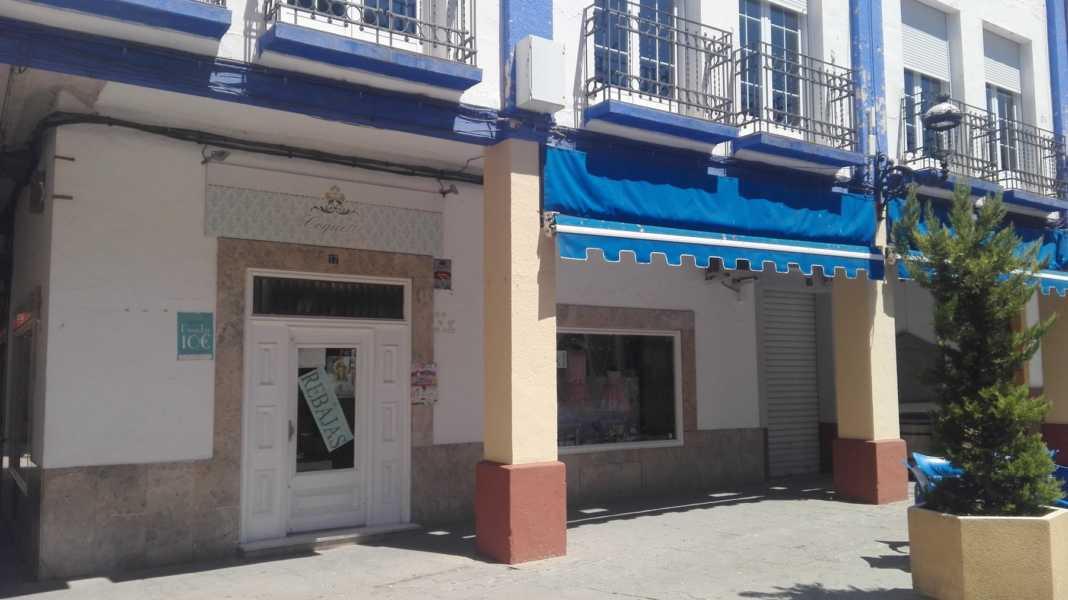 Comienzan las obras de embellecimiento de la Plaza de España en Herencia 10