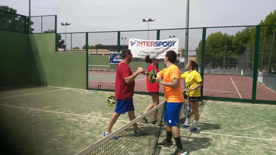 ii torneo de padel herencia - II Torneo de Verano de Pádel arranca en Herencia