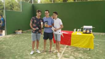 ii torneo de padel verano 2017 herencia 1