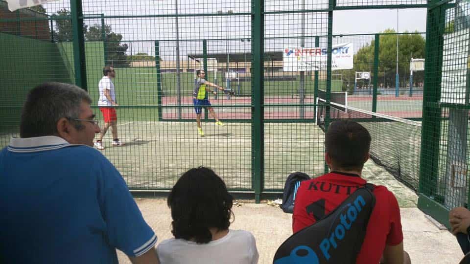 ii torneo padel herencia 2 - II Torneo de Verano de Pádel arranca en Herencia