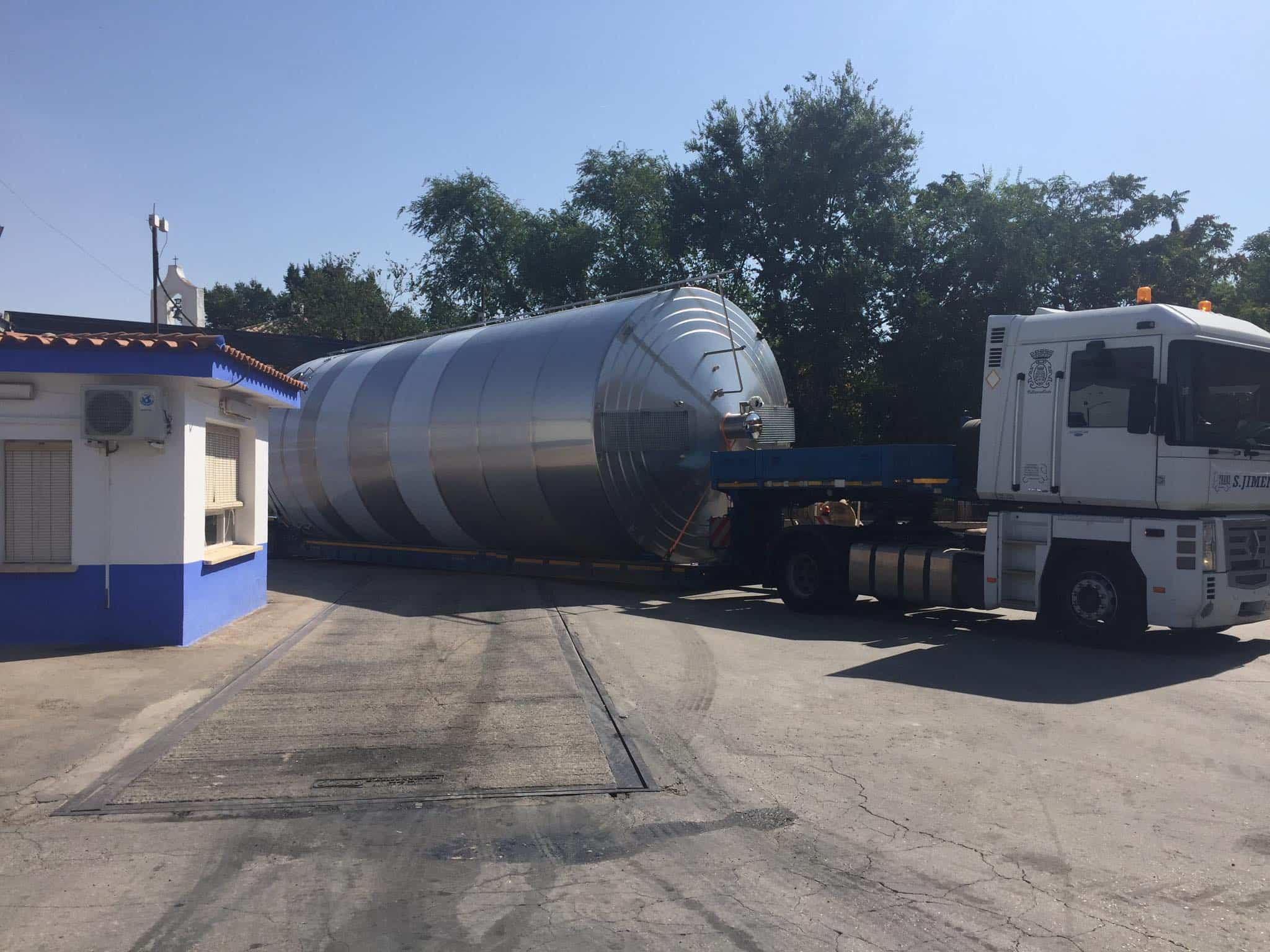 modernizacion bodegas san jose herencia 2 - Bodegas San José mejora y moderniza sus instalaciones