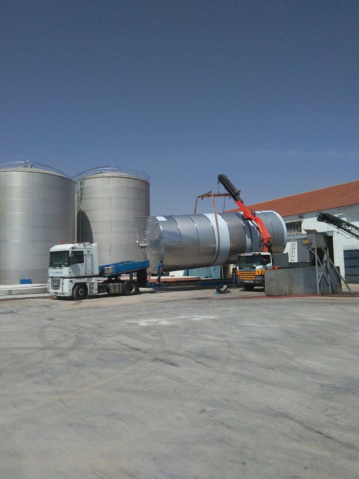 modernizacion bodegas san jose herencia 3 - Bodegas San José mejora y moderniza sus instalaciones