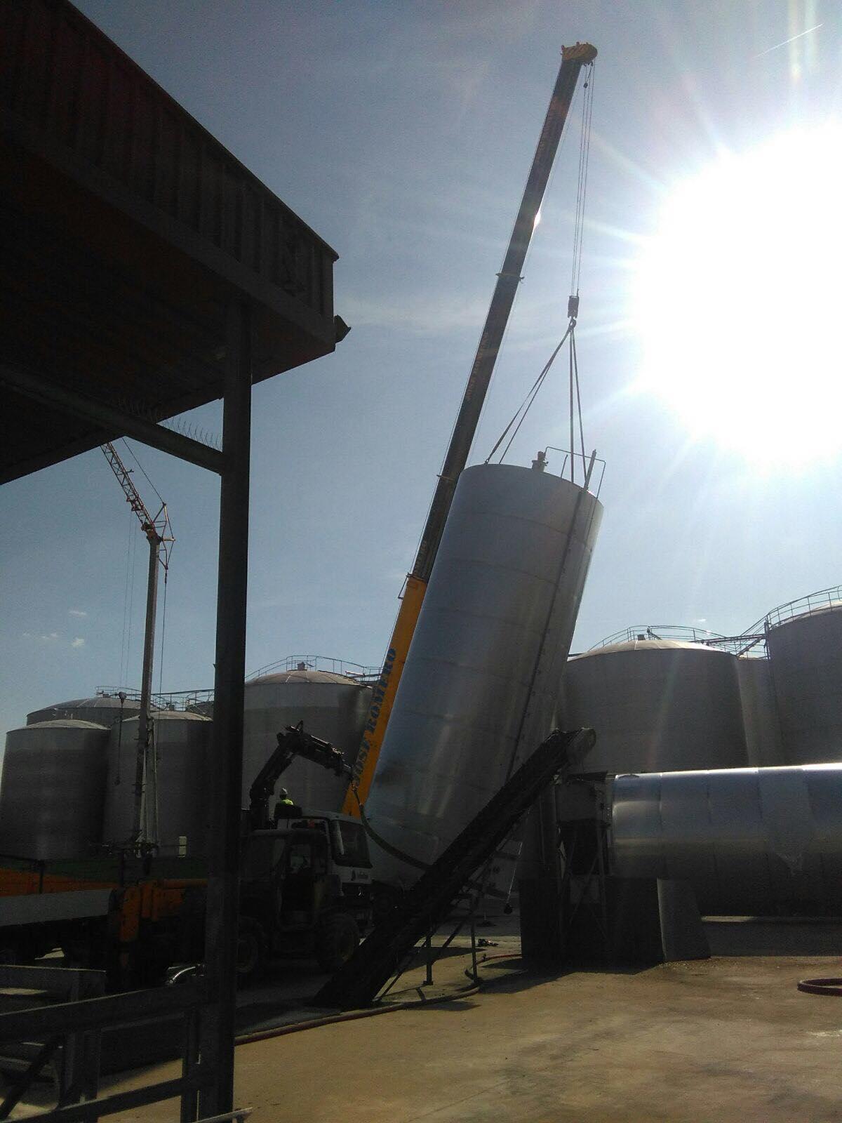 modernizacion bodegas san jose herencia 4 - Bodegas San José mejora y moderniza sus instalaciones