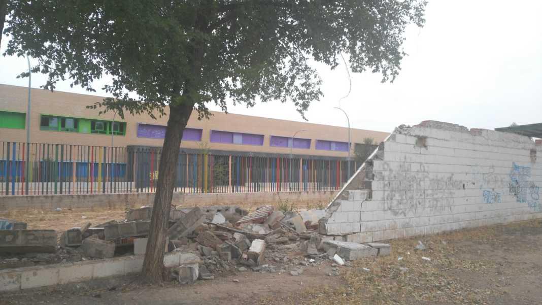 obras para edificio smd herencia 1 1068x601 - Comienzan las obras para ampliar aulas y oficinas del SMD