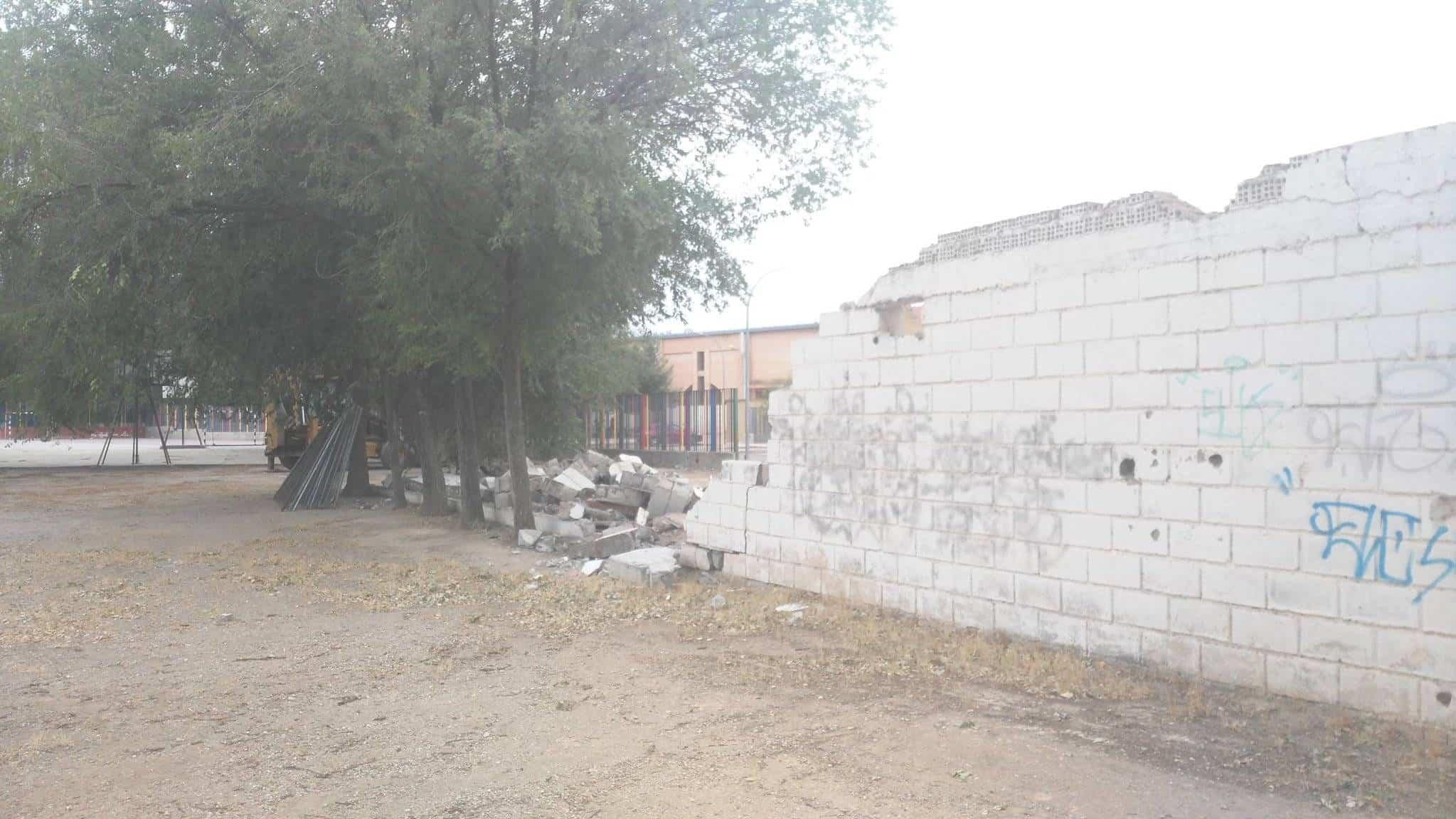 obras para edificio smd herencia 3 - Comienzan las obras para ampliar aulas y oficinas del SMD