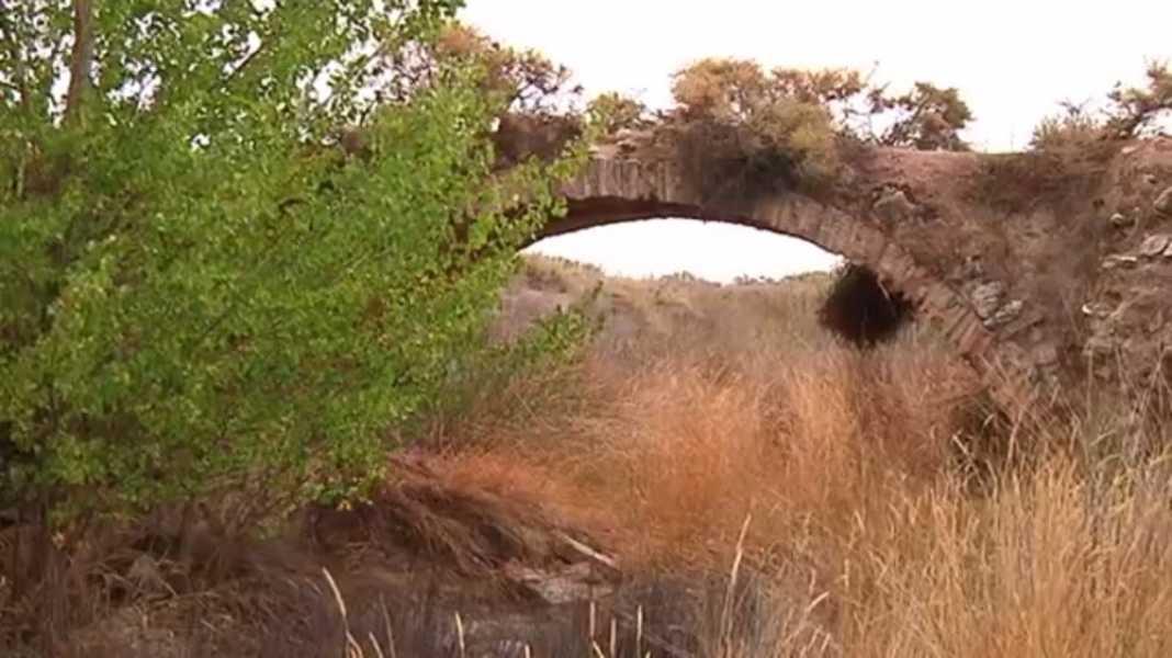 Herencia y Alcázar un poco más cerca con la reconstrucción del puente de Rondadías 4