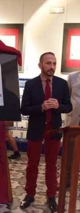 75 Aniversario del Cristo Yacente de Manzanares01 158x420 - Rafael Garrigós realiza el logo conmemorativo del 75 aniversario del Cristo Yacente de Manzanares