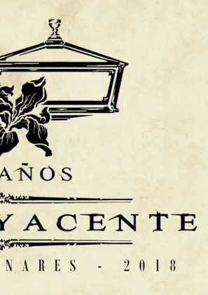 75 Aniversario del Cristo Yacente de Manzanares05 297x420 - Rafael Garrigós realiza el logo conmemorativo del 75 aniversario del Cristo Yacente de Manzanares