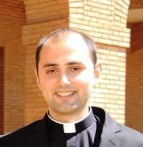 Alberto Dominguez García Ceca - La parroquia de Herencia prepara la bienvenida de su nuevo sacerdote Alberto Domínguez