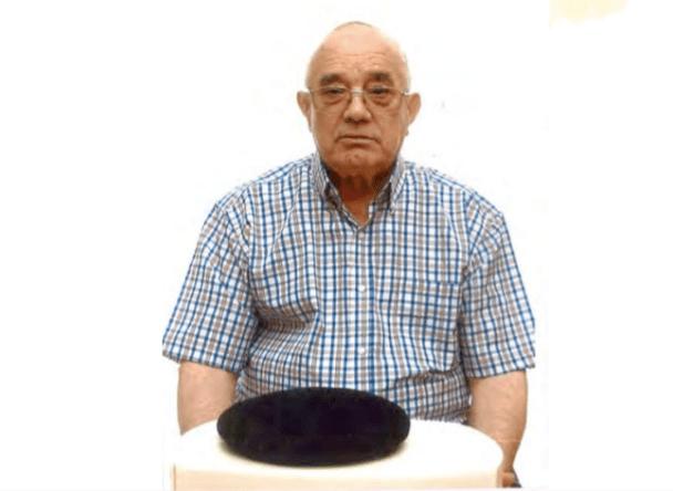 Angel Carrero Gallego de la Sacristana - Ángel Carrero Gallego de la Sacristana dará el pregón de la Feria