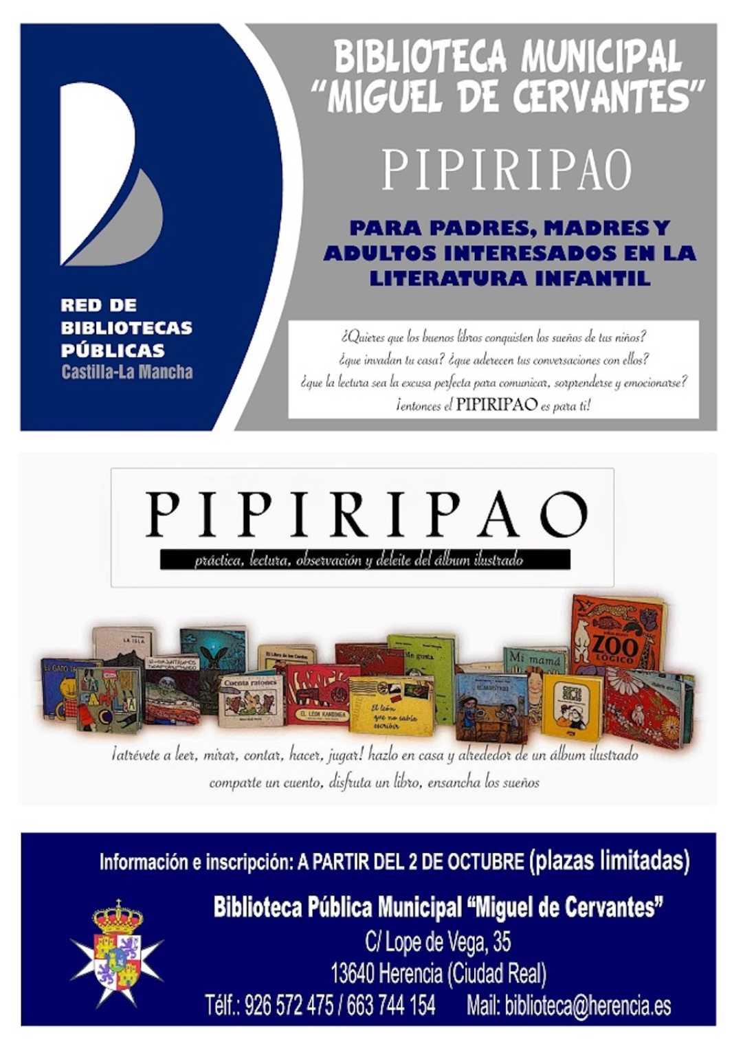 Pipiripao: Una nueva manera de acercarse al mundo de la literatura infantil 4
