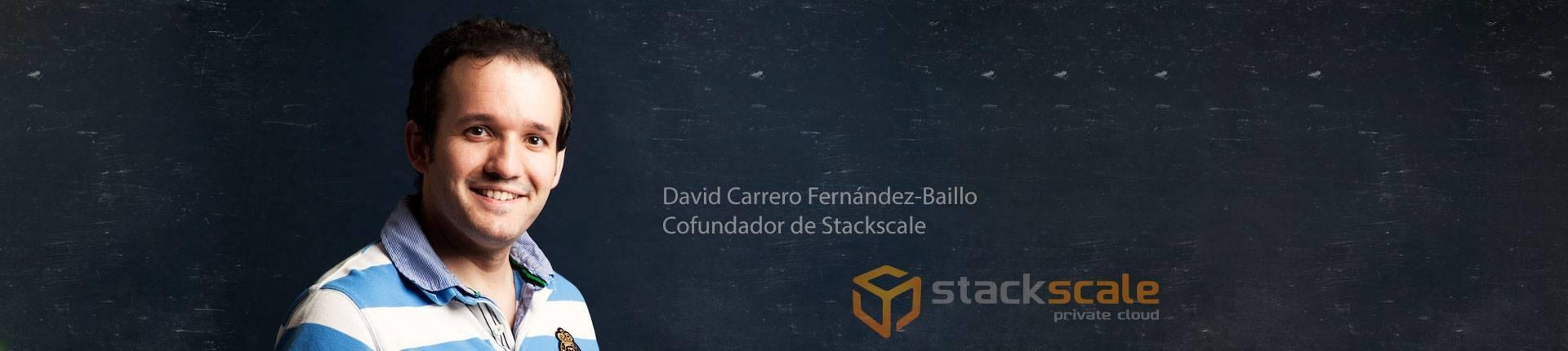 David Carrero Stackscale - David Carrero participa en el programa de tecnología En.Digital