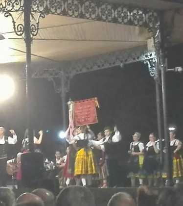 El grupo folclórico de Herencia participa en varios festivales 9