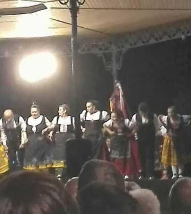 El grupo folclórico de Herencia participa en varios festivales 10