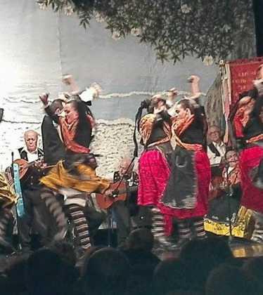 El grupo folclórico de Herencia participa en varios festivales 15