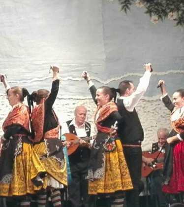El grupo folclórico de Herencia participa en varios festivales 18