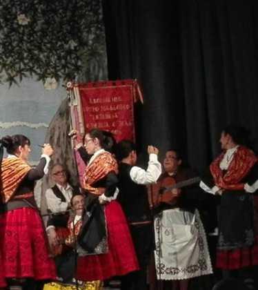 El grupo folclórico de Herencia participa en varios festivales 19
