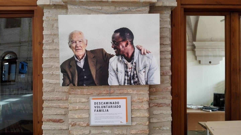 Exposición Valientes de la Fundación La Merced en Herencia