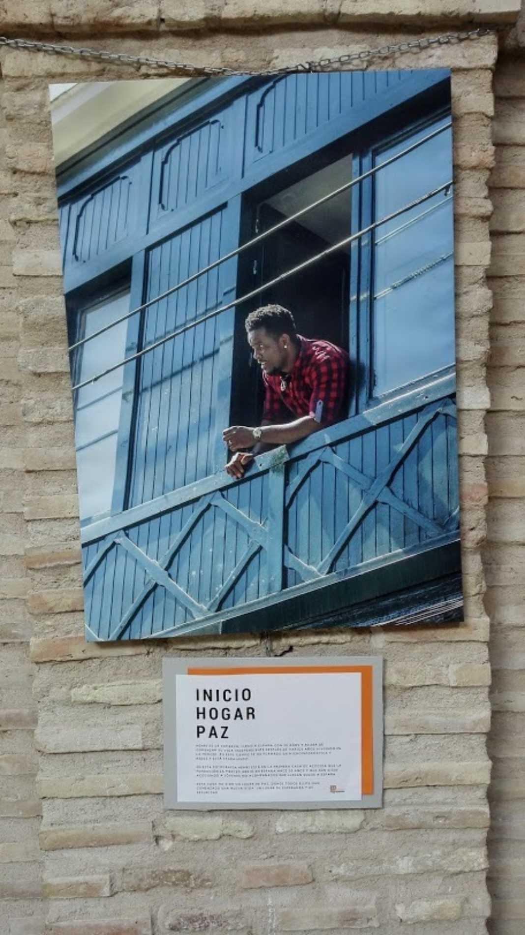"""Exposicion Valientes de la Fundacion La Merced en Herencia08 1068x1902 - """"Valientes"""", de la Fundación La Merced, llega a Herencia"""