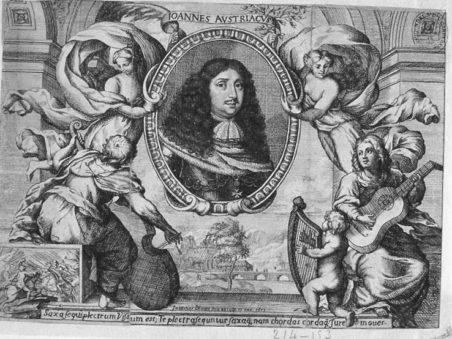 JUAN JOSE DE AUSTRIA. BIBLIOTECA NACIONAL 4 452x339 - El retrato de Don Juan José de Austria en el Convento de la Merced de Herencia