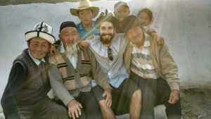 Perlé se despide del Asia Central 9