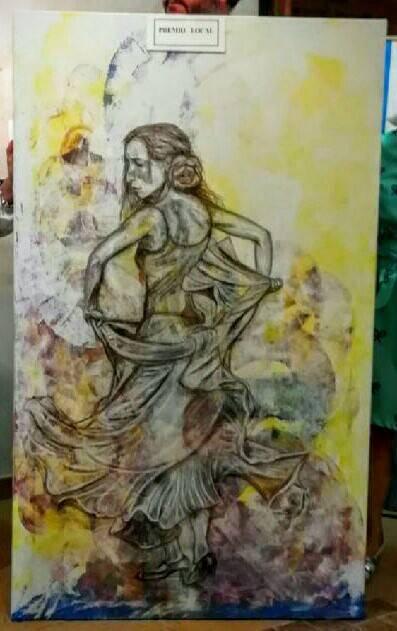 Premiados en el XXXV certamen nacional de Pintura Jesús Madero03 1 - Premiados en el XXXV Certamen Nacional de Pintura Jesús Madero