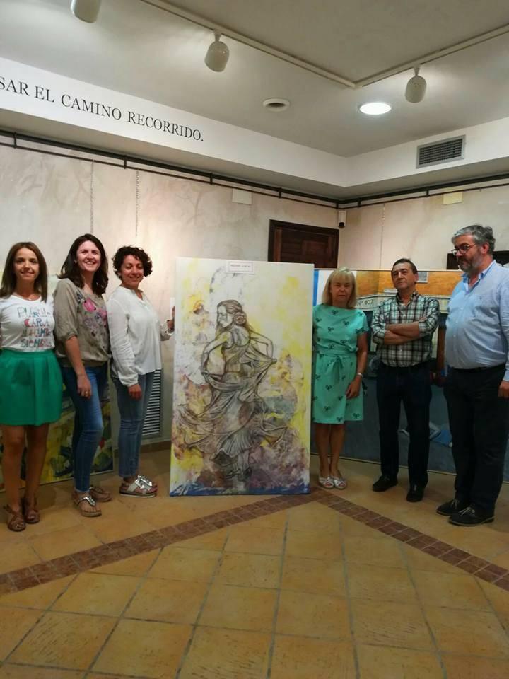 Premiados en el XXXV certamen nacional de Pintura Jesús Madero04 1 - Premiados en el XXXV Certamen Nacional de Pintura Jesús Madero
