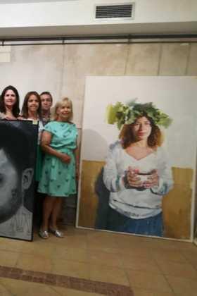 Premiados en el XXXV Certamen Nacional de Pintura Jesús Madero 11
