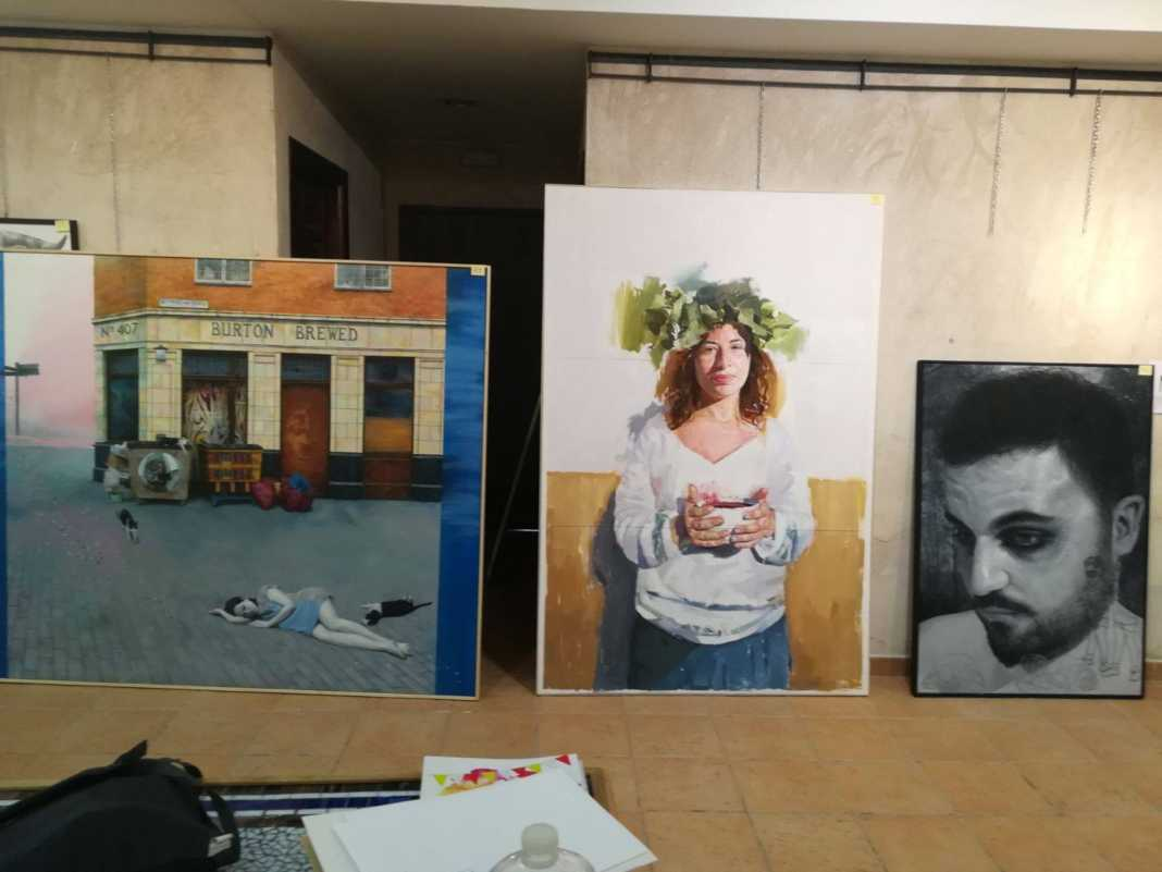 Premiados en el XXXV Certamen Nacional de Pintura Jesús Madero 21