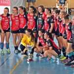 Mercedes Ramírez y Elena Olivares campeonas provinciales de balonmano 11