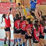 Mercedes Ramírez y Elena Olivares campeonas provinciales de balonmano 8