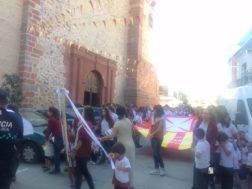 colegio ntra sra mercedes procesion imagen virgen 11